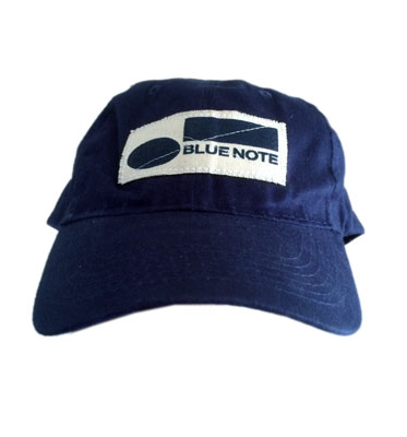 e75b90201f8 画像1  BlueNote/LOGO CAP ネイビー