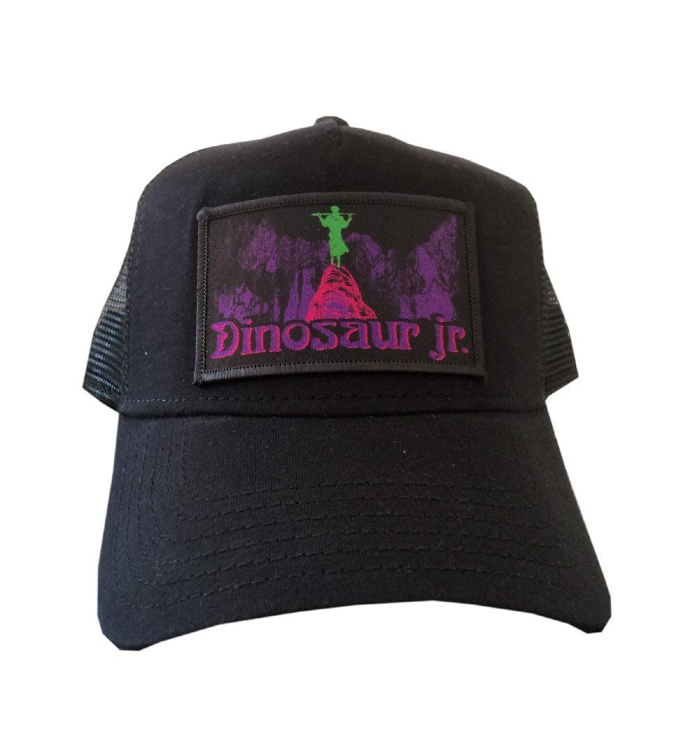75578d9345f7e 画像1  Dinosaur Jr/GIVE A GLIMPSE TRUCKER ブラック フリーサイズ